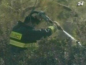 Израиль горит