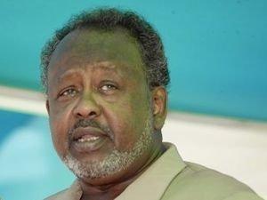 Президент Джибути Исмаил Омар Галле