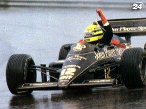 Сенна снова за рулем Lotus 97T