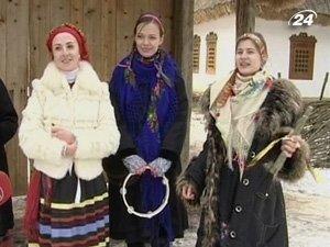 В Украине вся Масленица проходила под знаком Колодия