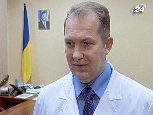 Председатель Госсанэпидслужбы Украине Сергей Рыженко