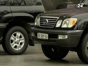 Власти продолжают тратиться на элитные автомобили