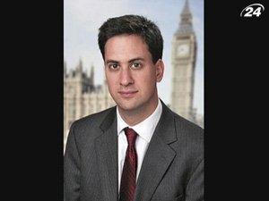 Новий лідер лейбористів Ед Малібенд