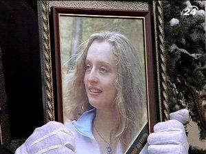 Прощание с Анной Машутиною