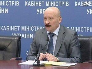 И.о. главы МЧС Украины Михаил Болотских