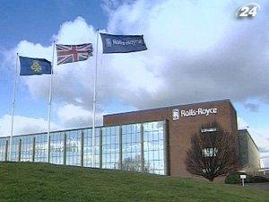Британская компания-производитель автомобилей и авиадвигателей Rolls-Royce