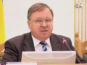 Председатель ЦИК Владимир Шаповал