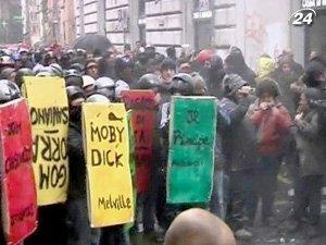 Студенты протестуют против повышения платы за обучение