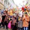 Во многих регионах Украины на рождественские праздники ставят вертепы
