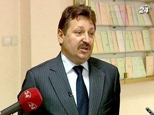 Председатель ГлавКРУ Украины Петр Андреев