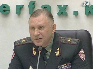 Первый заместитель председателя Госдепартамента по исполнению наказаний Сергей Сидоренко