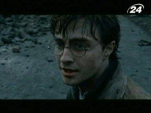 Скрин-шот с новой части о Гарри Поттере