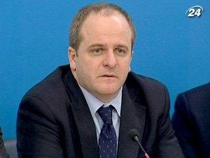 Официальный наблюдатель от Европарламента Павел Коваль