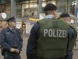 В Германию пытались провезти части бомбы