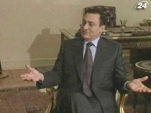 Прокуратура Египта запретила Х. Мубараку покидать страну