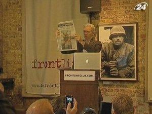 США и европейские страны осудили действия сайта WikiLeaks