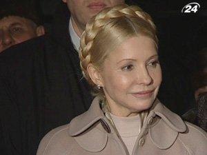 Юлию Тимошенко в очередной раз ждут в Генпрокуратуре
