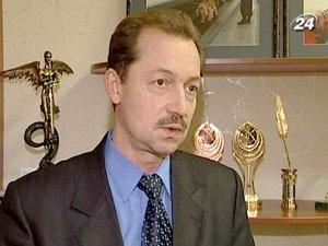 Руководитель отдела по связям с общественностью ГУМВД Киева Владимир Полищук