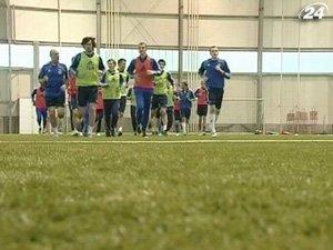 Милевский и Михалик возобновили тренировки