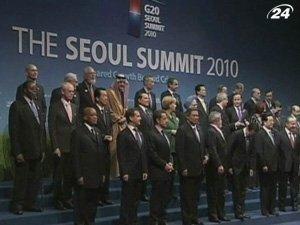 Участники саммита G-20
