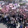 Люди требуют отставки Президента Али Абдаллы Салеха
