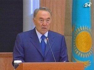 Нурсултан Назарбаев баллотируется на четвертый срок