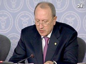 Начальник налоговой милиции Виктор Шейбут