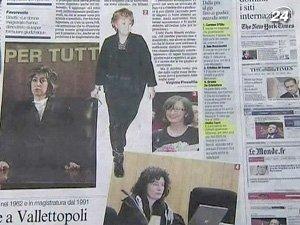 Судьбу Берлускони решат три женщины-судьи