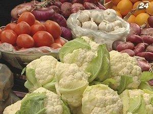 Инфляция в Украине в январе 2011 года составила 1%