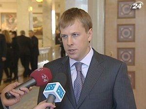 Председатель Комитета ВР по налоговой и таможенной политике Виталий Хомутынник