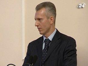 Глава СБУ Валерий Хорошковский