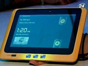 Компания OpenPeak представила планшет OpenTablet