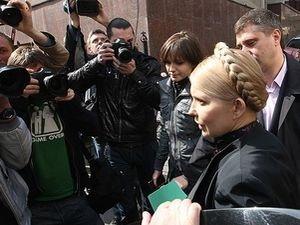 Юлия Тимошенко считает, что Янукович проиграл Налоговом площади