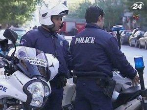 В Афинах недалеко от посольства Швейцарии прогремел взрыв