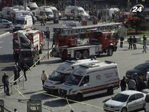 В центре Стамбула прогремел взрыв