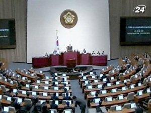 Правительство Южной Кореи