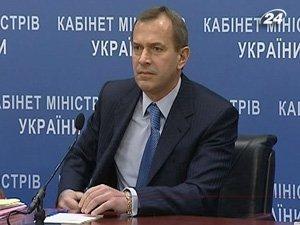Первый вице-премьер Украины Андрей Клюев