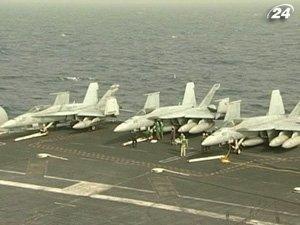 США и Южная Корея проводят ежегодные военные учения
