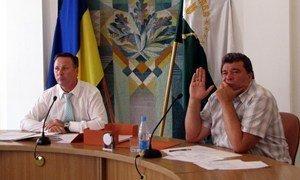Андрей Матковский воздержался при голосовании
