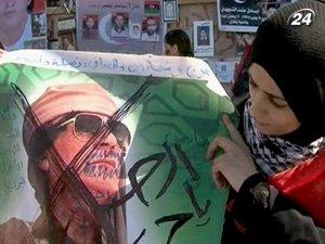 Восстание против режима Каддафи продолжается в Ливии с 15 февраля