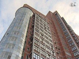 Элитное жилье в Киеве подешевело