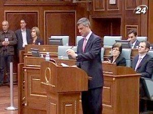 Миссия ЕС расследовать дело косовского премьера Хашима Тачи