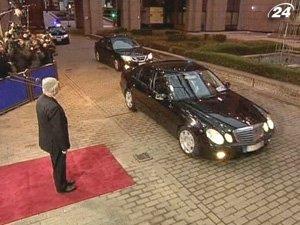 В Брюсселе на саммит собрались лидеры стран ЕС