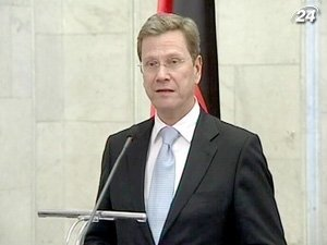 Вице-канцлер Германии Гидо Вестервелле