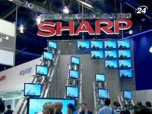 Sharp требует запретить продажу дисплеев Optronics
