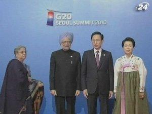 В Сеуле проходит саммит