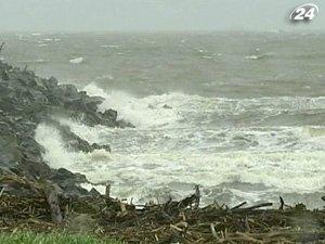 На Зеленый континент надвигается мощный циклон