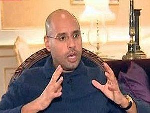Сын полковника Каддафи, Сейф аль-Ислам