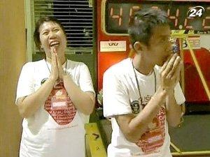 Выиграли Еккачай и Лаксана Тиранарат из Таиланда