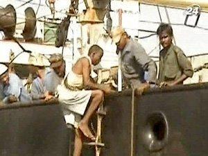 Сомалійські пірати захопили українців